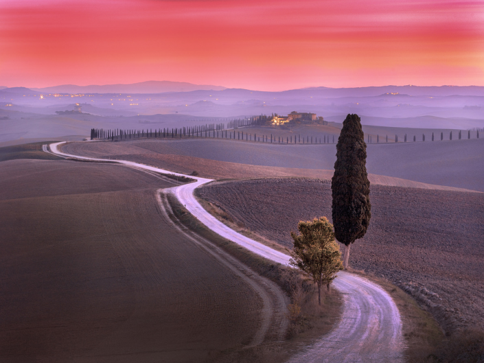 Tuscany Landscape Gallery